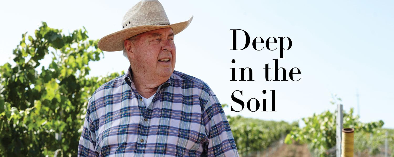 Deep in the Soil