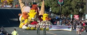 Cal Poly Rose Parade