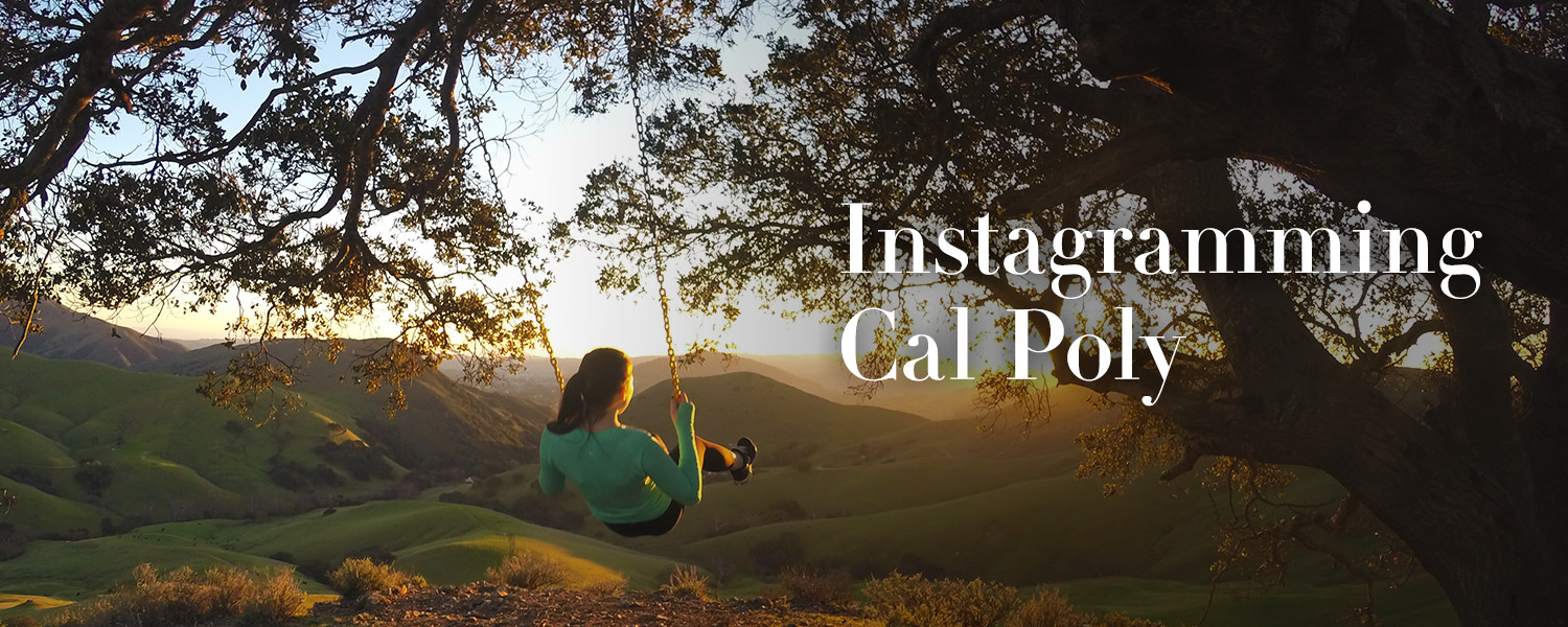 Instagramming Cal Poly