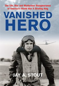 Vanished Hero Book Cover