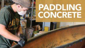 Paddling Concrete