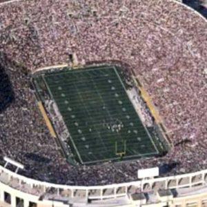 Bigger stadium!
