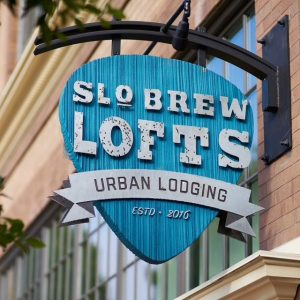 The SLO Brew Lofts