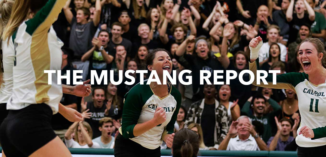 The Mustang Report