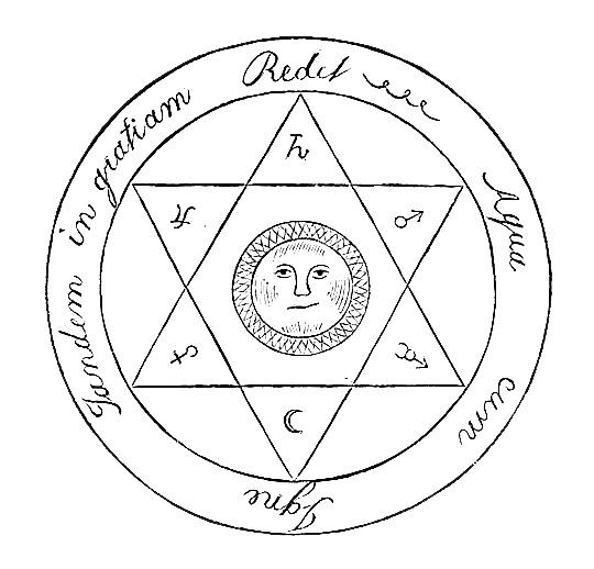 Pentagram Image