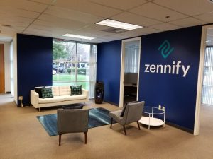 The Zennify offices in California