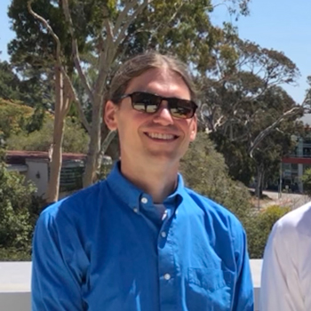 Chemistry Professor Matthew Zoerb and research colleagues at Cal Poly